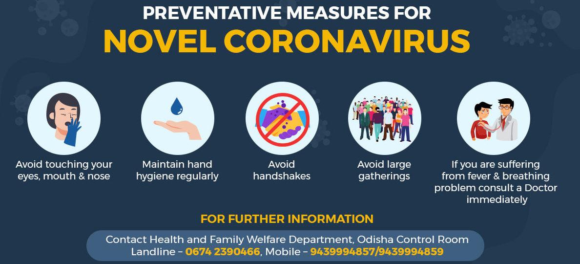 Covid-19 Advisory